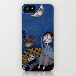 Henry and Adele iPhone Case