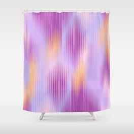 Line Land Shower Curtain