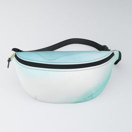Sea Ink 4 Fanny Pack