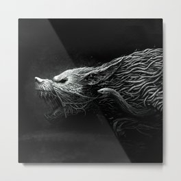 darkwolf Metal Print