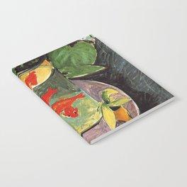 Henri Matisse Goldfish 1911, Goldfishes Artwork, Men, Women, Youth Notebook