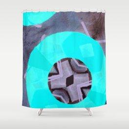 gitalbug Shower Curtain