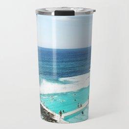 Ocean Pool Travel Mug
