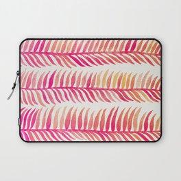 Pink Ombré Seaweed Laptop Sleeve