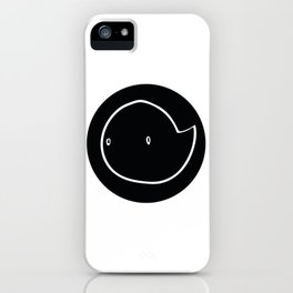 Mono Ghostie iPhone Case