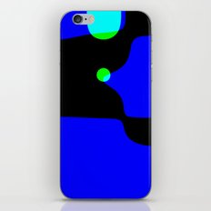 straight, no chaser (iteration 1) iPhone & iPod Skin