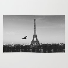 Eiffel Tower (Paris, France) Rug