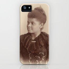 Ida B. Wells 1893 iPhone Case