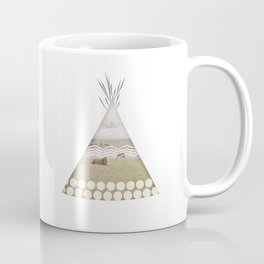 Tipi Number 2 Coffee Mug