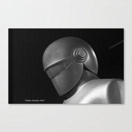 Klaatu 1 Canvas Print
