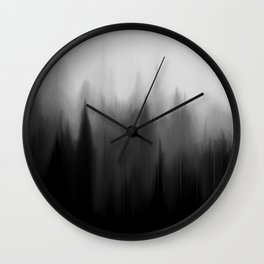 Fog Dream Wall Clock