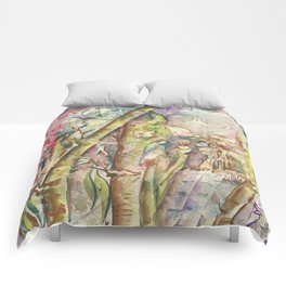 Bamboo Spirits Comforters