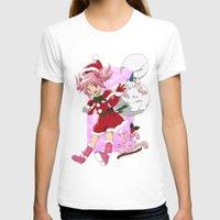 madoka magica T-shirts featuring Merry Christmas Madoka Kaname by Neo Crystal Tokyo