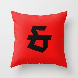 Teutura Et Throw Pillow