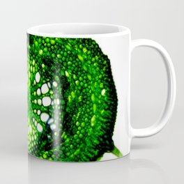 Macro Soya Stem Coffee Mug