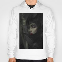 wicked Hoodies featuring Wicked by JoshBurnsArt