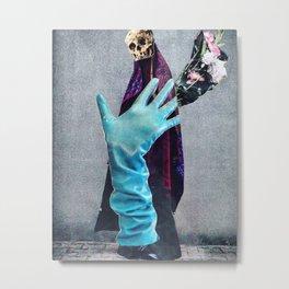 Big Hands Metal Print
