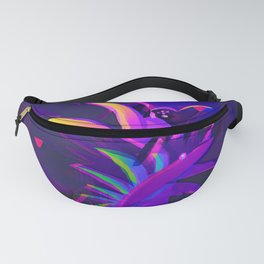 Tropical Sounds under Moon Light Fanny Pack