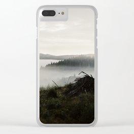 Fog (once again) Clear iPhone Case