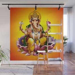 Hindu Ganesha 2 Wall Mural