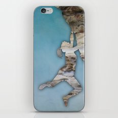 Climb On II iPhone & iPod Skin