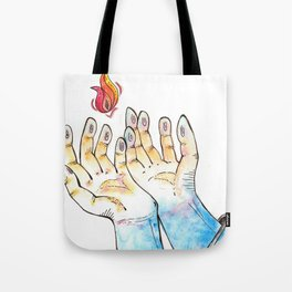 Just out of reach Tote Bag