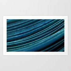 Endless Sea Art Print
