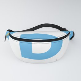 Democratic Party Logo Fanny Pack