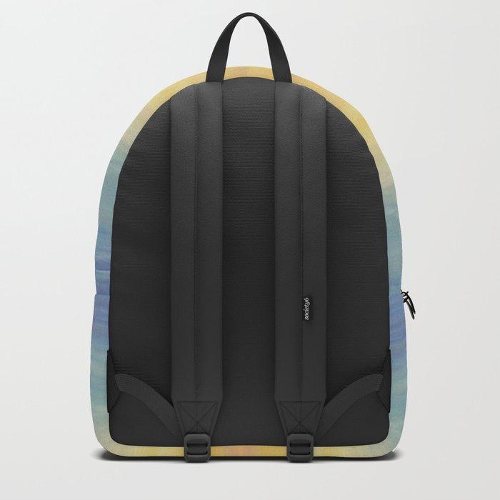 Sunset Fading Light Backpack