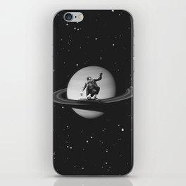 Planetary Ride iPhone Skin