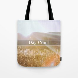 Day Court Tote Bag