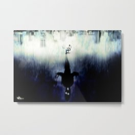 The Wailing Metal Print