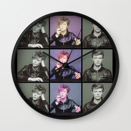I miss you Mr. Jones Wall Clock