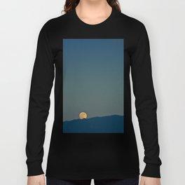Blue Sky Moon, 2011 Long Sleeve T-shirt