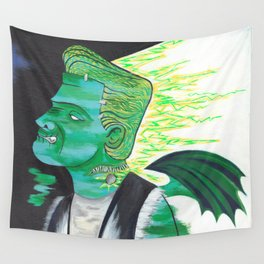 Mind for the Mistress Wall Tapestry