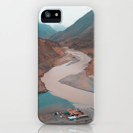 Mountains & Rivers iPhone Case