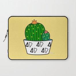 Cacti Snuggles Laptop Sleeve
