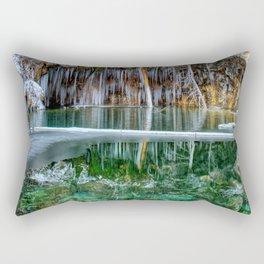 A Serene Chill Rectangular Pillow