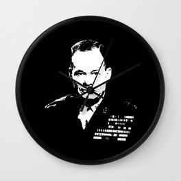 """Lewis """"Chesty"""" Puller Wall Clock"""