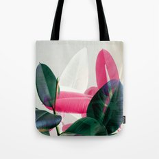 Greenery Mix Tote Bag