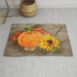 Color of Fall Rug