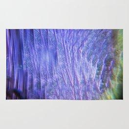 Kaleidoscope Trees Rug