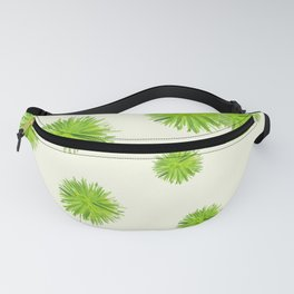 Green Yucca Fanny Pack