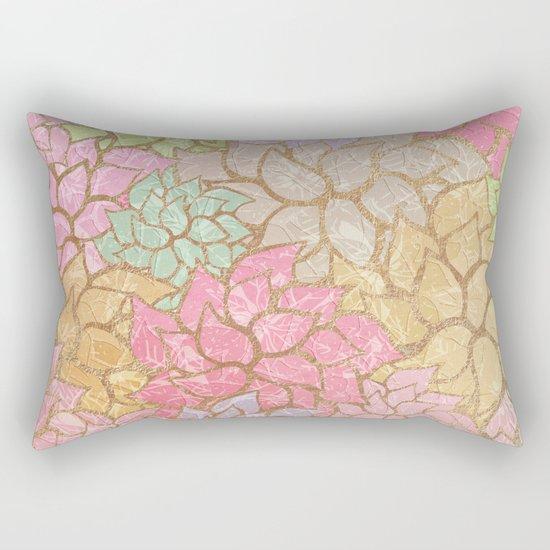 Summer Pattern #4 Rectangular Pillow