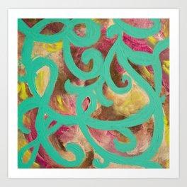 lisal Art Print