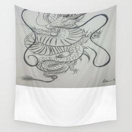 Dragon Mist Wall Tapestry