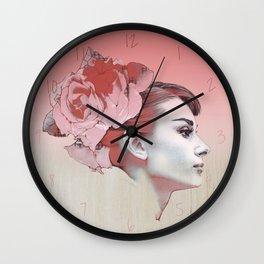 Audrey III Wall Clock