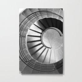 Upcoming Light Metal Print