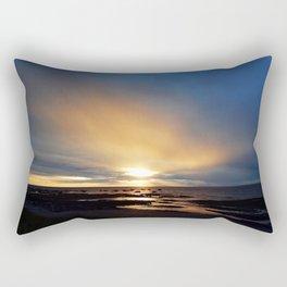 The Light under the Storm Rectangular Pillow