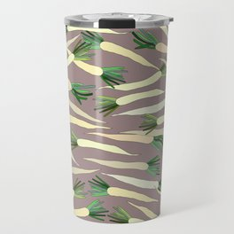 Daikon Radish Carrot Roots Travel Mug
